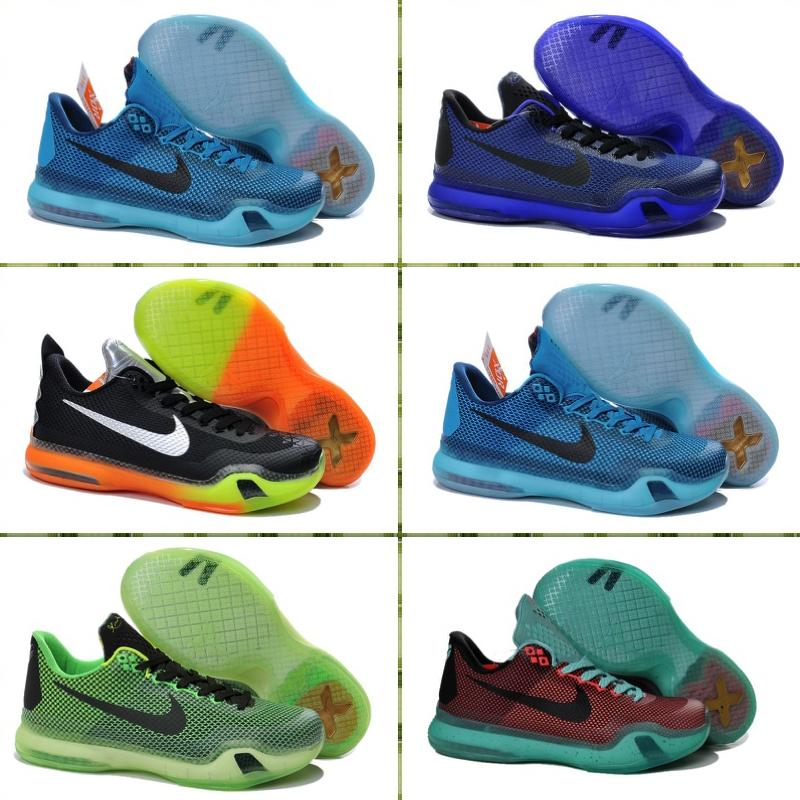 Nike Kobe X 10 Gs Youth/Kids Basketball Shoes Nike Sneakers Sport Trainers  Size 28 35 For Cheap Sports Shoe For Girls Toddler Girl Dress Shoes From ...