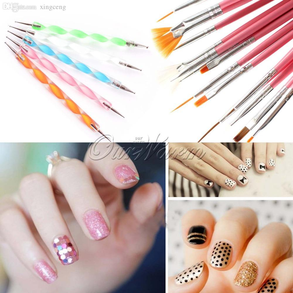 Wholesale Professional Nail Art Design Set Dotting Painting Drawing