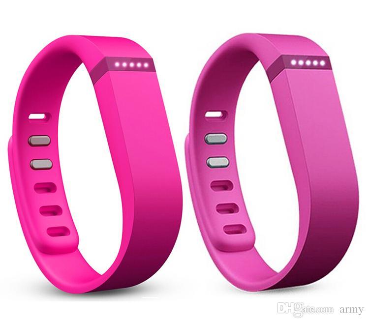 Fitbit Flex Wristband Wireless Activity Sleep Sports fitness Tracker smartband for IOS Android smartwatch bracelet free