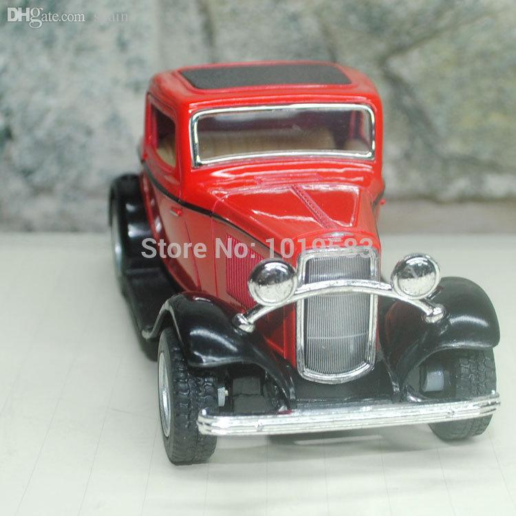 2018 Wholesale Classic 1/64 Scale Diecast Car Model Toys Vintage ...
