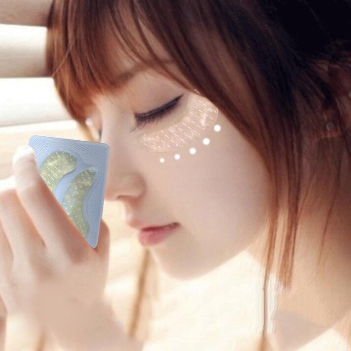 PILATEN Gel di cristallo Maschera gli occhi Collagene Benda sull'occhio Alghe Idratante Maschere gli occhi Bellezza Cura degli occhi Patch le palpebre