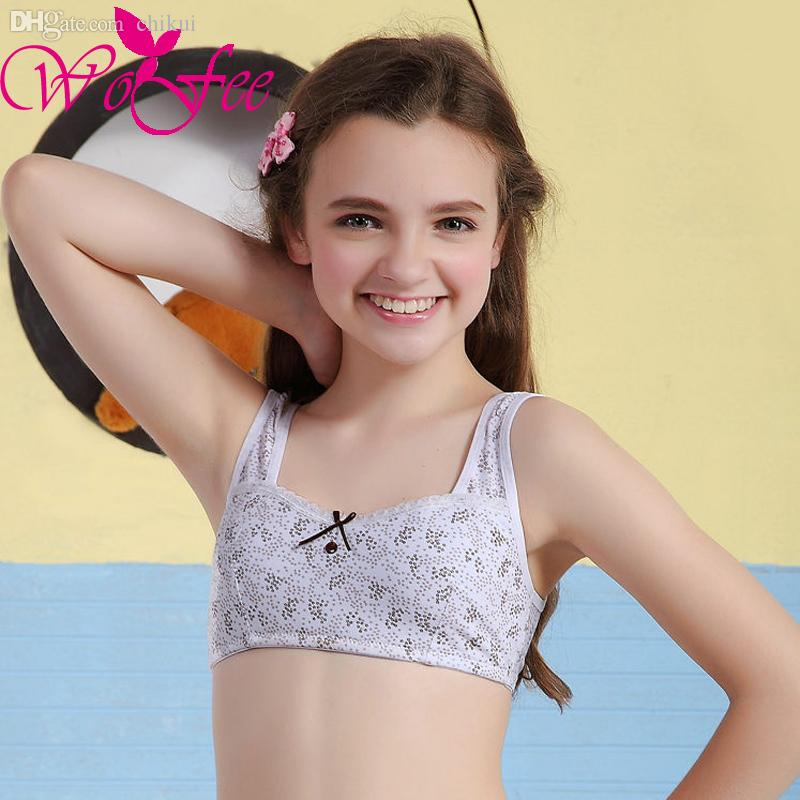 Wholesale 2015 All New Adolescence Bra Young Girl Bra ...