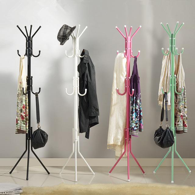 Stand Appendiabiti.Acquista Fashion Hat Bag Hang Appendiabiti Treppiede In Metallo