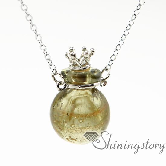 Wholesale Baby Urn Necklace Pet Urn Necklaces Ashes Locket