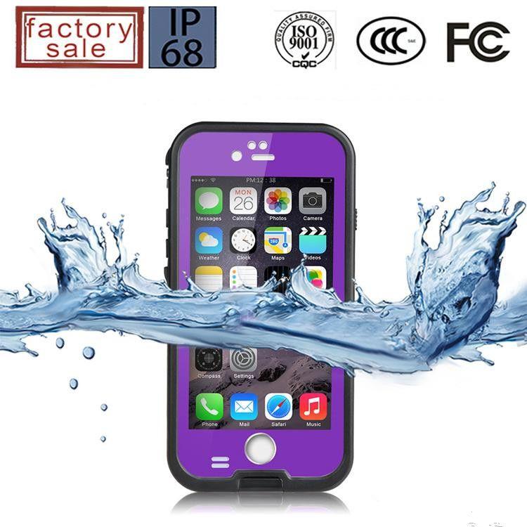 Redpepper case à prova d 'água pimenta vermelha surfar casos de água à prova de choque à prova dirtproof capa para iphone 6 6 plus 5 5s 4 4s