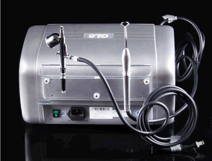 قشر الأكسجين المياه آلة بيل 2 في 1 99 ٪ الأكسجين النقي آلة الوجه لعلاج حب الشباب الجلد العناية بالبشرة