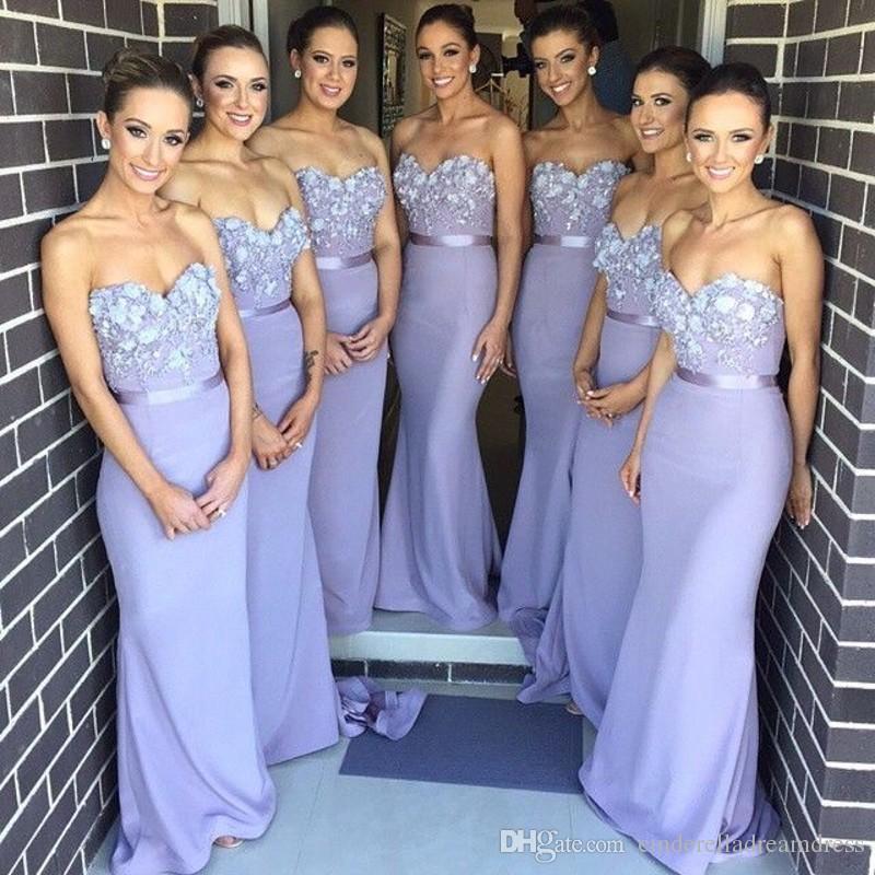 Lujo Reales Vestidos De Dama Azul De Encaje Adorno - Ideas de ...