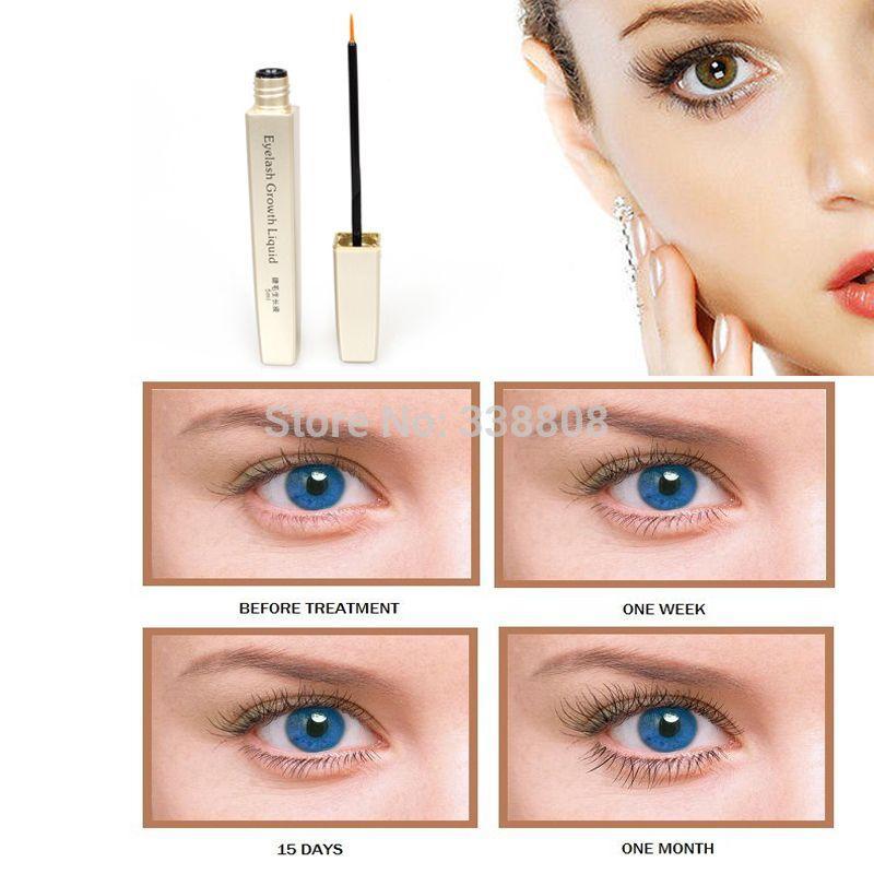 5ml Eyelash Growth Treatment Eyelash Growth Liquid Thicker Longer