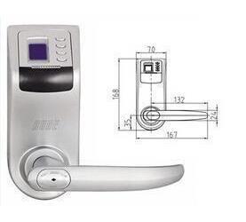 Reversible Handle Biometric Fingerprint Door Lock 6000 F 1113#13 Online  With $219.39/Piece On Boolavardu0027s Store | DHgate.com