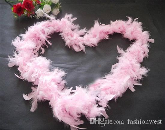 Wedding Decoration Decorations Party Wedding Decorations Flowers New Best Feather Boa Fluffy Flower Craft Costume Wedding Party Home Decor