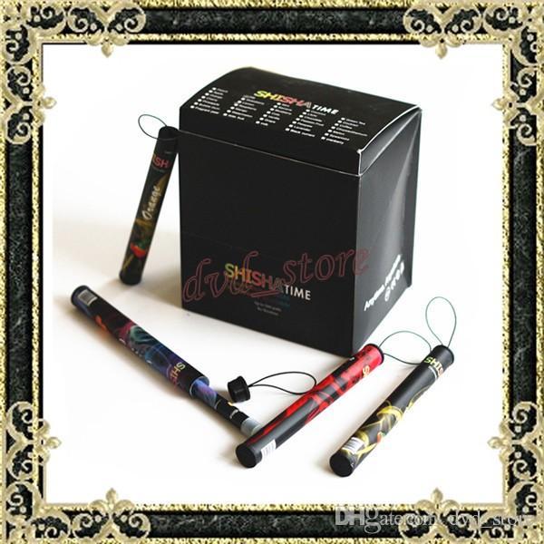 Großhandel 500puffs E Shisha Stift E Shisha Stifte Einweg elektronische Zigarette Verdampfer Zerstäuber dispsoable e Zigarette Verdampfer Stift e Cig