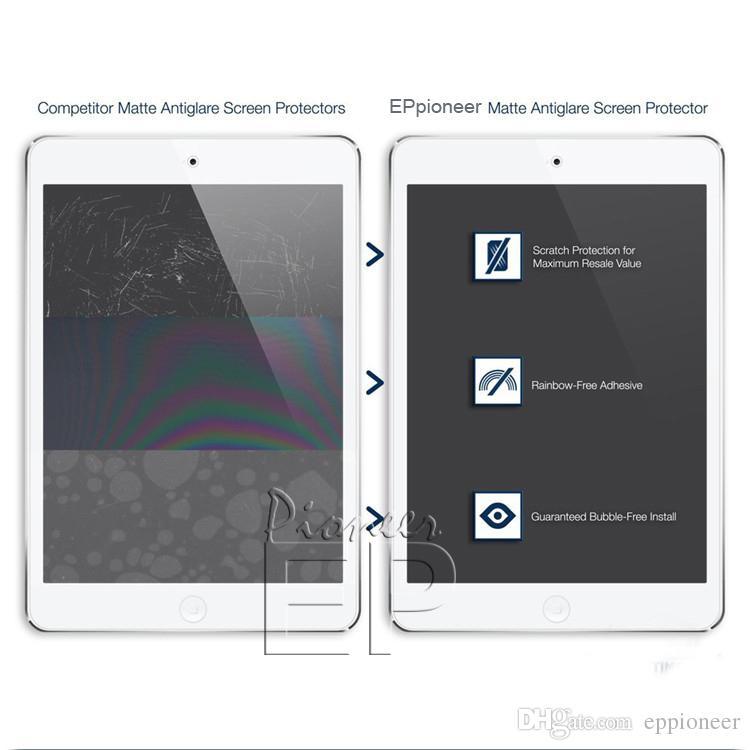 Ipad Mini 4 Ipad Pro 9.7 Proteggi schermo in vetro temperato Ipad 2/3/4 iPAD Air1 / 2/3 Con durezza 9H Anti-graffio / infrangibile NO Confezione