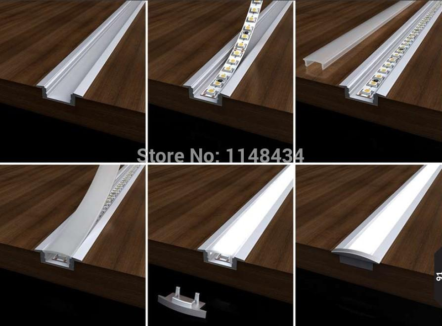 2014 new led bar desk light light aluminum led profile for. Black Bedroom Furniture Sets. Home Design Ideas