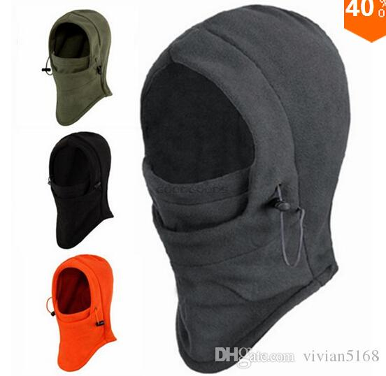 Fashion Winter Warm Face Mask Winter Cap Ski Mask Hats Men Skiing ... b775d9faf74
