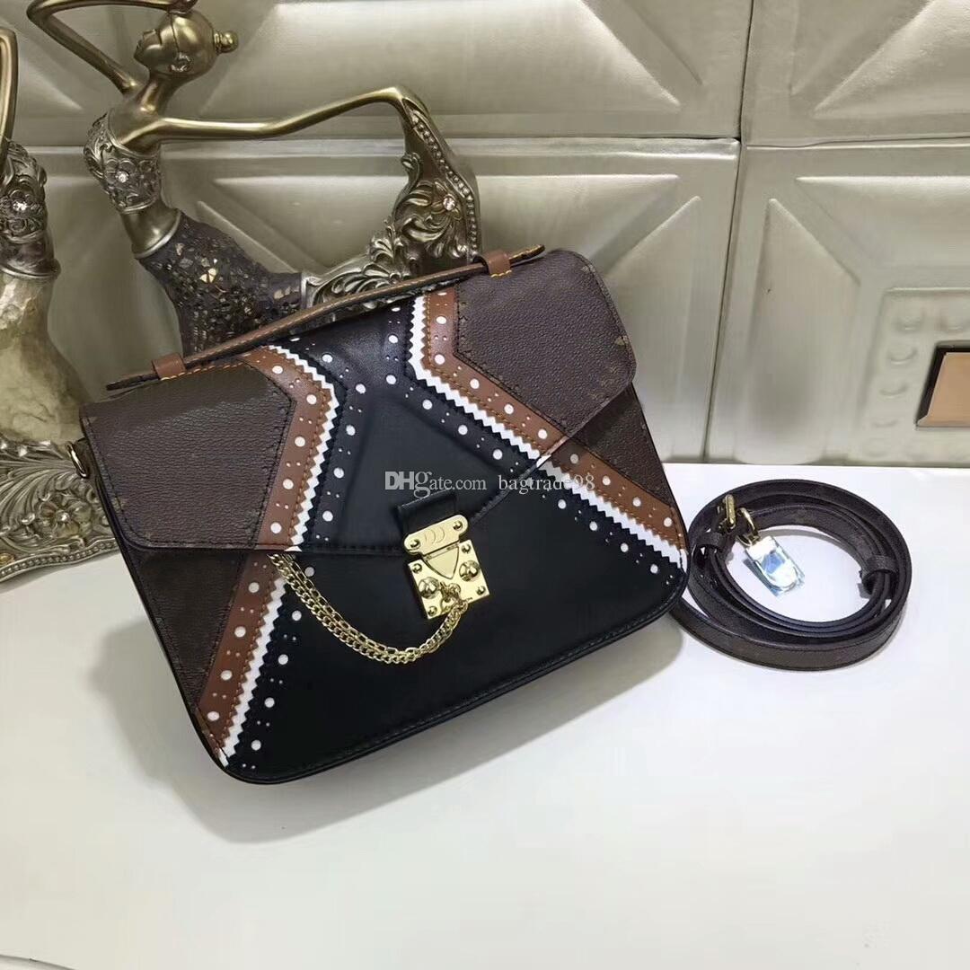 723554045a Famous Design Women Graphite Handbag Pochette Messenger Bags M43488 Damier  Nicolas Ghesquiere Totes Bags Metis GC 182 Wallets With Straps Branded Bags  Cheap ...