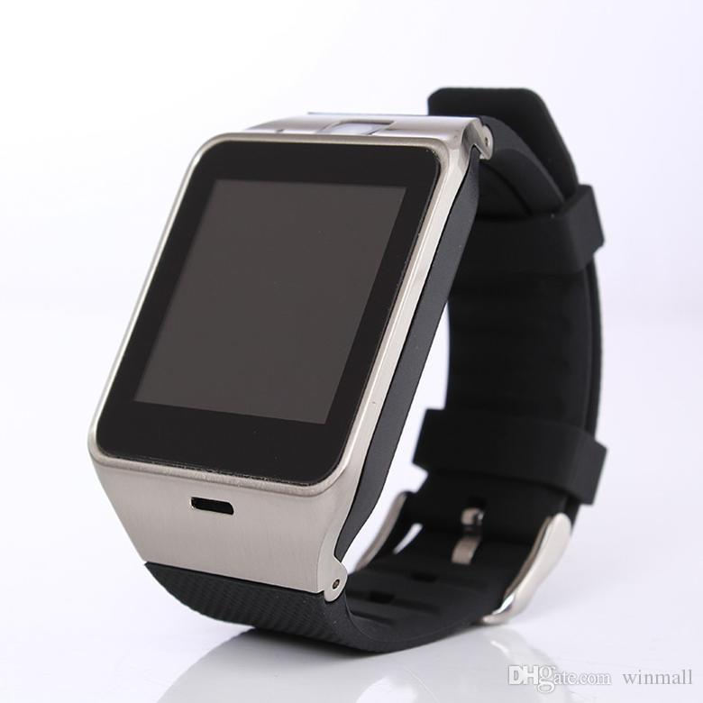 2015 Bluetooth Smart Watch Phone Wearable Aplus GV18 Support NFC Micro SIM slot Gear 2 For Android Phone SAMSUNG