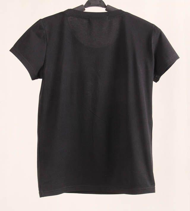 Europa en de Verenigde Staten Mode Leopard Cross Elastic Katoen Silm Ronde Kraag Korte Mouw Dames T-shirts Casual Tops Groothandel