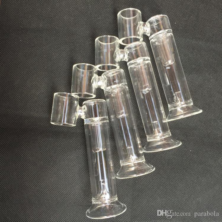 Замена стеклянная часть для воска сухой травы испаритель 3 в 1 комплект Dabber ногтей устройство портативный Т ногтей огромный пара масло стекло