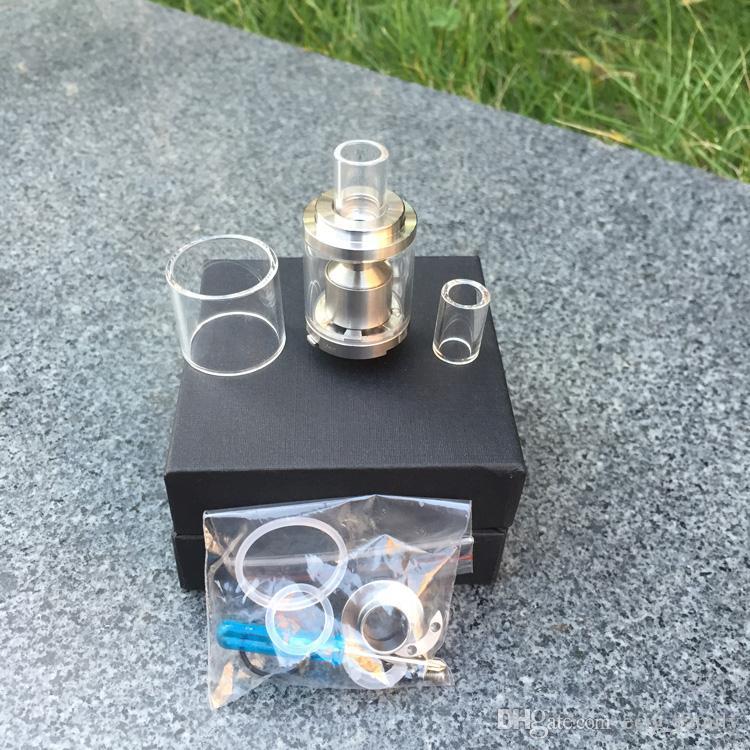 UD Goblin Mini RTA Atomizador 3 ml Rebuidable Tanque Atomizador 4 DIY Post Peek Isolador Mini RDA Tanque vaporizador