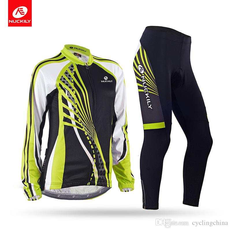 e273e35de NUCKILY Women Green Bicycle Jersey Cycle Clothing Riding Breathable Winter  Wear GE010GF010 Women Bicycle Jersey Cycle Clothing Breathable Winter Wear  Online ...