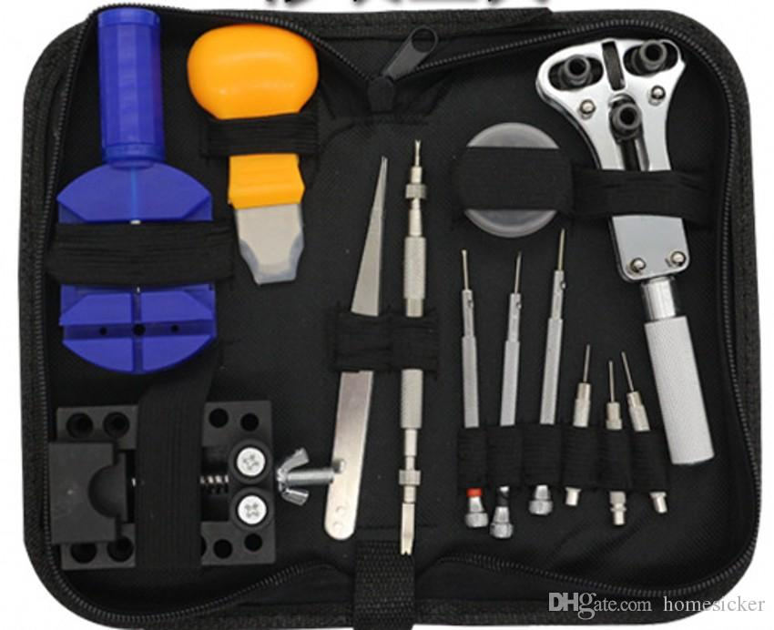 Fix the table tools equipped with tools to repair the watch 13 pin tool kit top sale