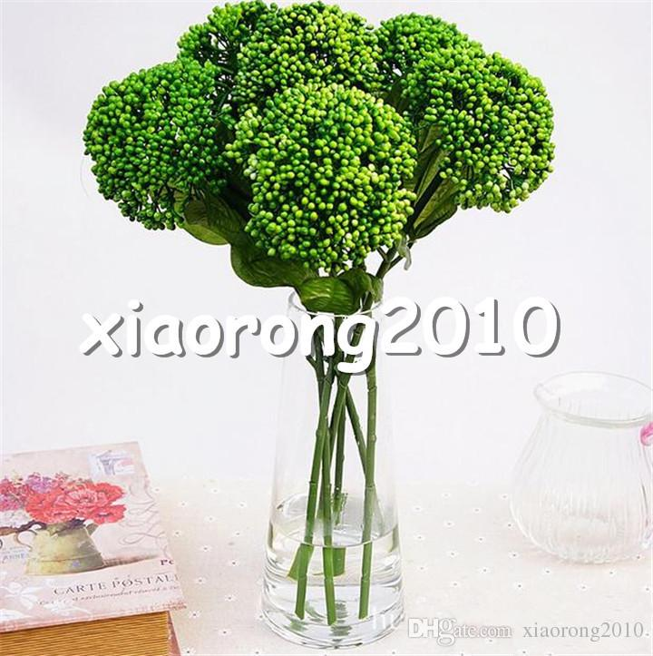 Nieuwe Plastics vlezige plant 45cm / 17.72