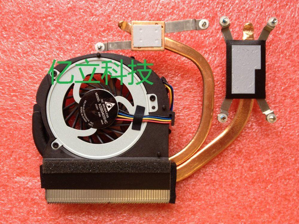 100% neue Laptop Kühler CPU Lüfter Heatpipe für Lenovo Z360 Z360A Kühlkörper Thermal Module Kupferrohr Computer