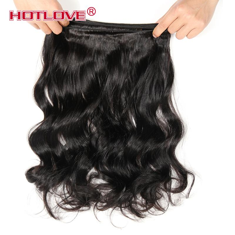3 Bundle Hair with Lace Frontal with Baby Hair Brazilian Virgin Human Body Wave Hair Frontal Closure Ear to Ear 13*4 Free Part