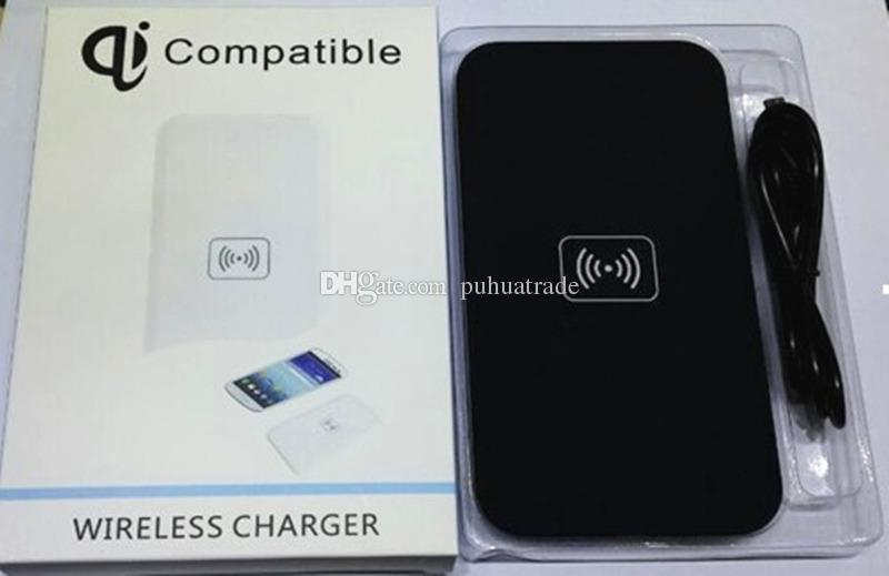 Cheapest!Qi Wireless Charger Mobile phone charger QI standard charger Apple Samsung Nokia htc LG S6 6 plus 5s Andrews general ect