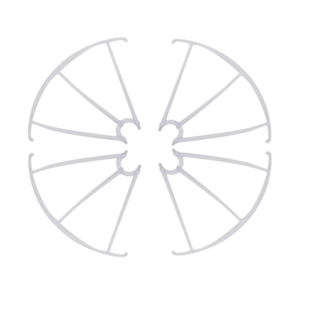 Original syma x5c peças de pouso + hélice + hélice protetor para syma x5c x5c-1 x5 rc quadcopter
