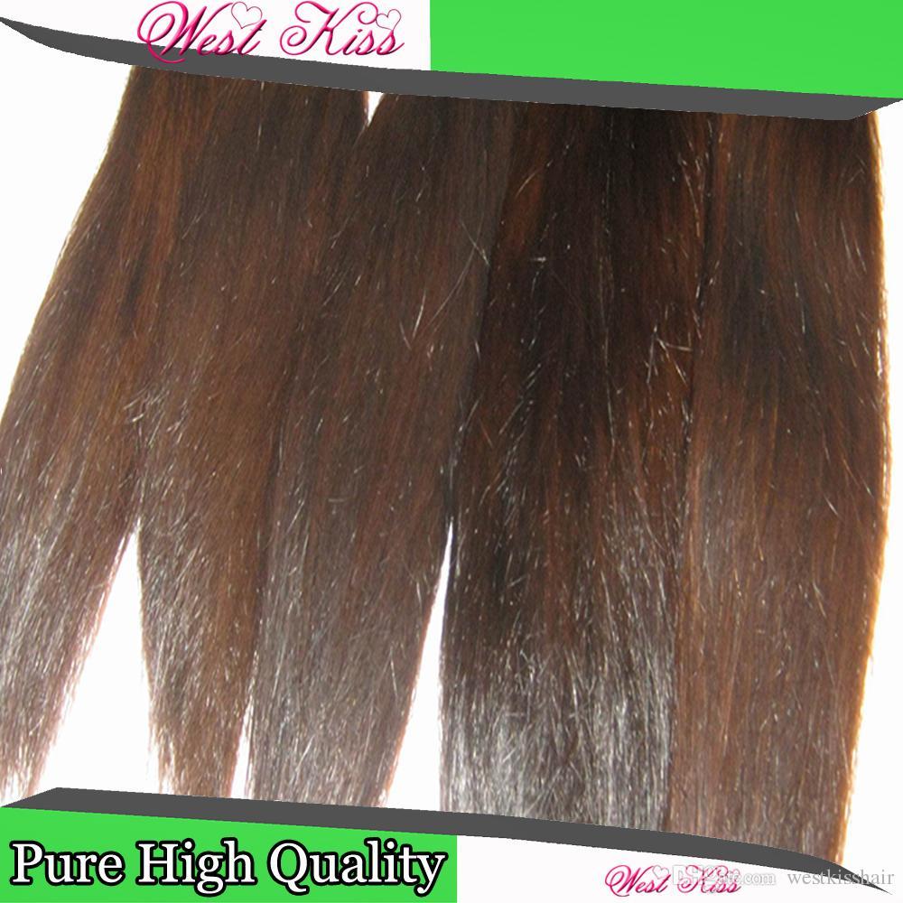 Raw 8A Peruvian Fashion Girls cheveux raides meilleurs cheveux 3 faisceaux = 300g pas de problèmes, seulement la bonne affaire