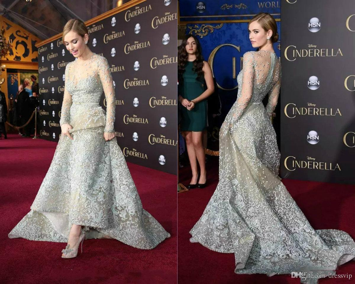 Elie Saab Cinderella Dresses