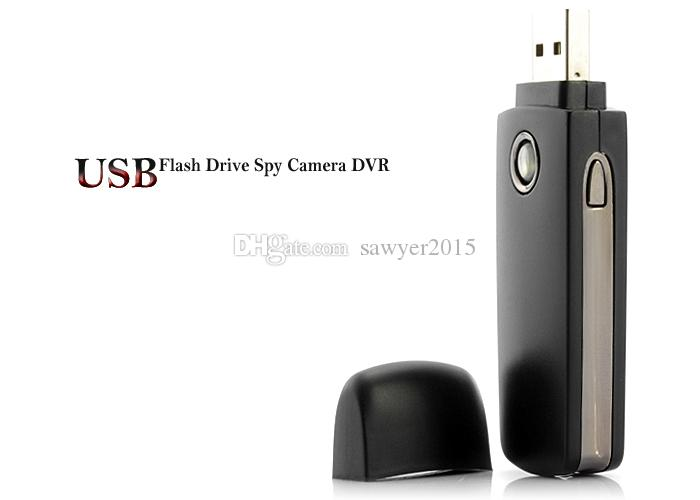 Mini USB disk Pinhole camera A8 USB Flash drive video camera 30pfs 720*480 video recorder with Motion Detection support TF card