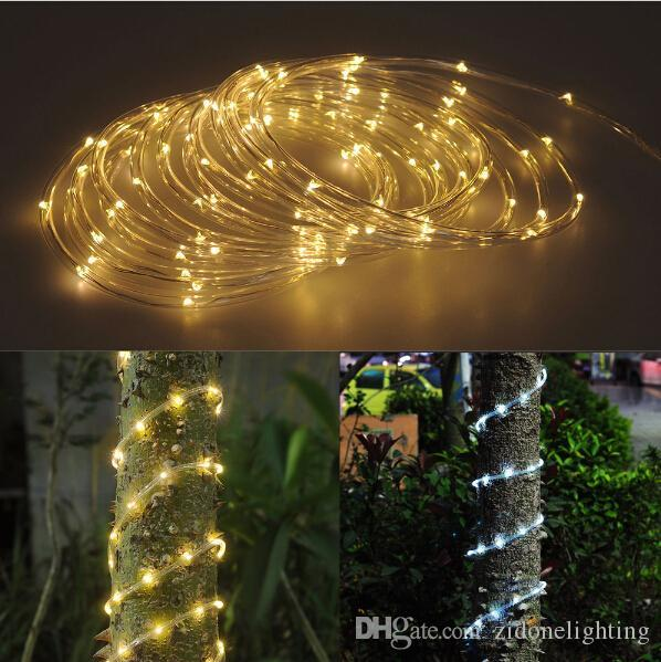 Solar Led String Lights Outdoor Awesome 60m 600 Leds Solar Led String Strip Light Waterproof Copper Wire