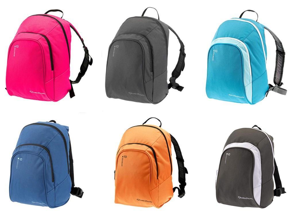 3088044d2e 10L Portable Colorful Men S Woman Sport Backpacks Travel Small Bag Students  School Shoulder Bag Decathlon Movement Leisure Rucksacks Toddler Backpacks  Mens ...