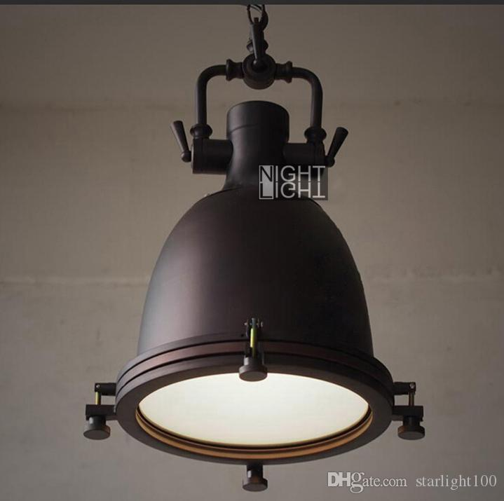 pendant lighting industrial style. Vintage Pendant Lamp Industrial Style Loft Lighting Classic Fixture Suspension Light Iron Ceiling Chandelier Hanging Lights O