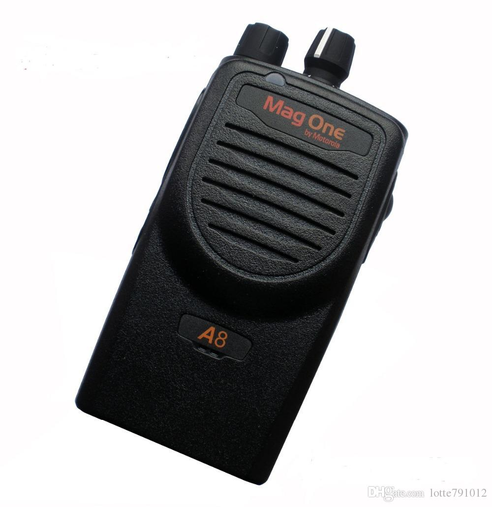 walkie talkie mag one a8 uhf 5w handheld two way radio ham radio cb rh dhgate com motorola mag one a8 manual español Motorola Portable Radio Two-Way