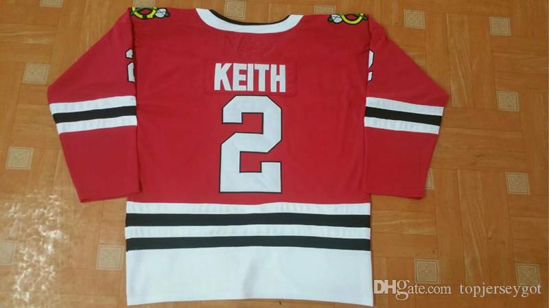 Cheap Duncan Keith 2  Chicago Blackhawks Jersey 17-18 Season ... bb853a6aa