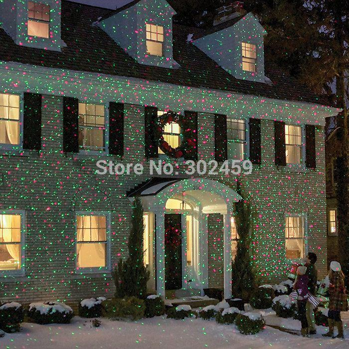 top ip44 waterproof elf christmas lights red green moving twinkle outdoor christmas laser lights projector decorations for home green laser exterior - Laser Lights Christmas Decorations