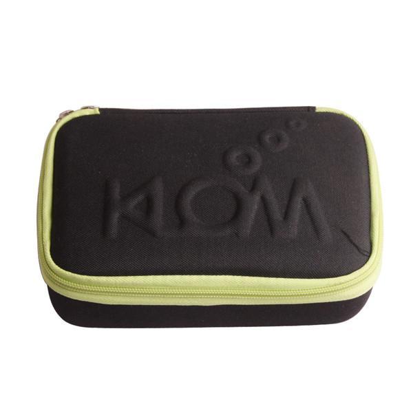 Hot KLOM Cordless Electric Lock Pick Gun con diverse dimensioni Lame USA / Euro Power Supply Pick Set Pistole Attrezzi del fabbro