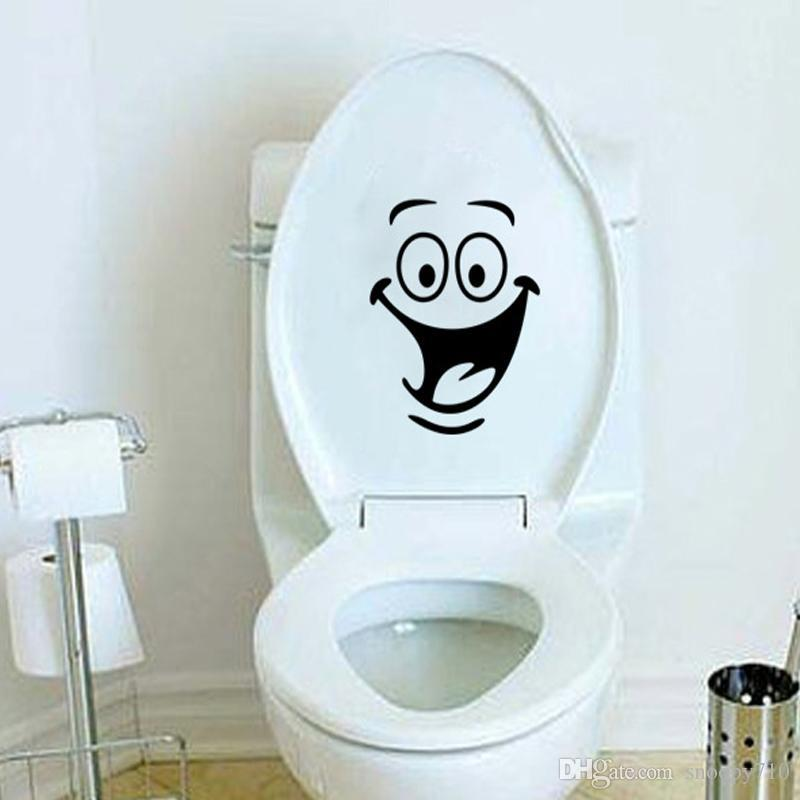 Wholesale Kids Room Wall Sticker Toilet Bathroom Waterproof