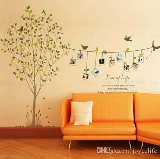 Hot Large Pvc Cartoon Office Wall Stickers Picture Tree Rooms Decorative Wall  Decal Paper Lego Movie Poster Home Decoration Wall Art Sticker Murals  Sticker ...