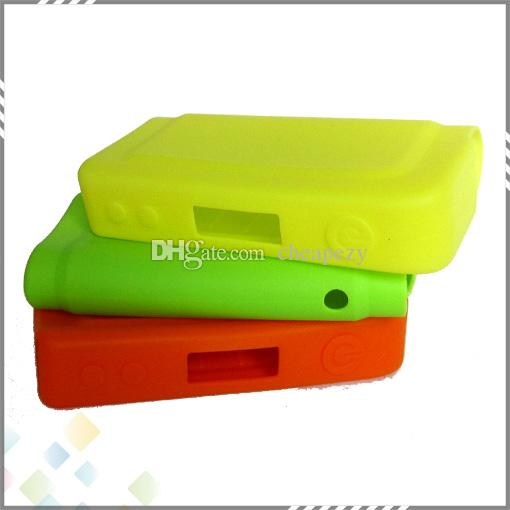 High quality IPV 4 Silicone Case Colorful Rubber Sleeve Protective Cover ilica gel Skin for IPV4 IPV4S Box Mod Most Popular DHL Free