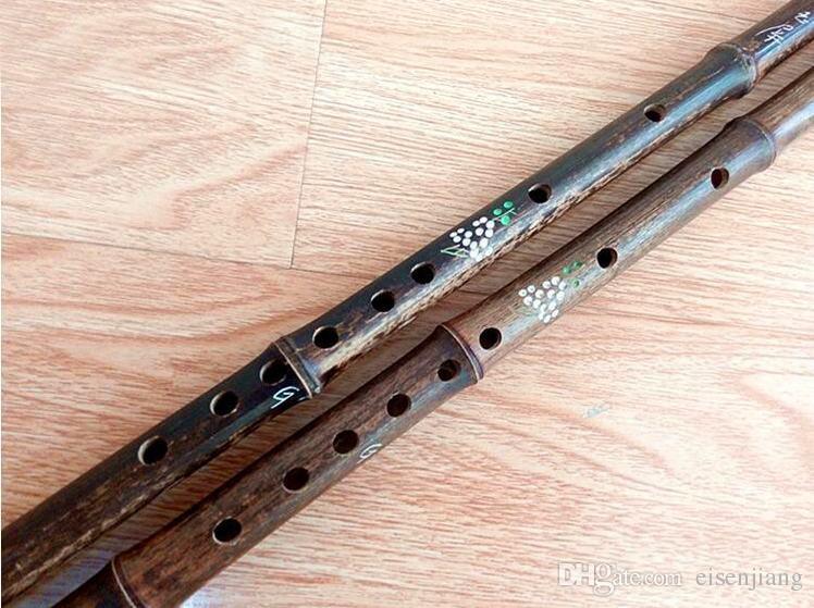 Crochet Promotion Nouvelle Arrivée 2016 Flûte En Bambou Chinois Dizi Professionnel Pan Flauta Instruments De Musique F / g Clés Livraison Gratuite