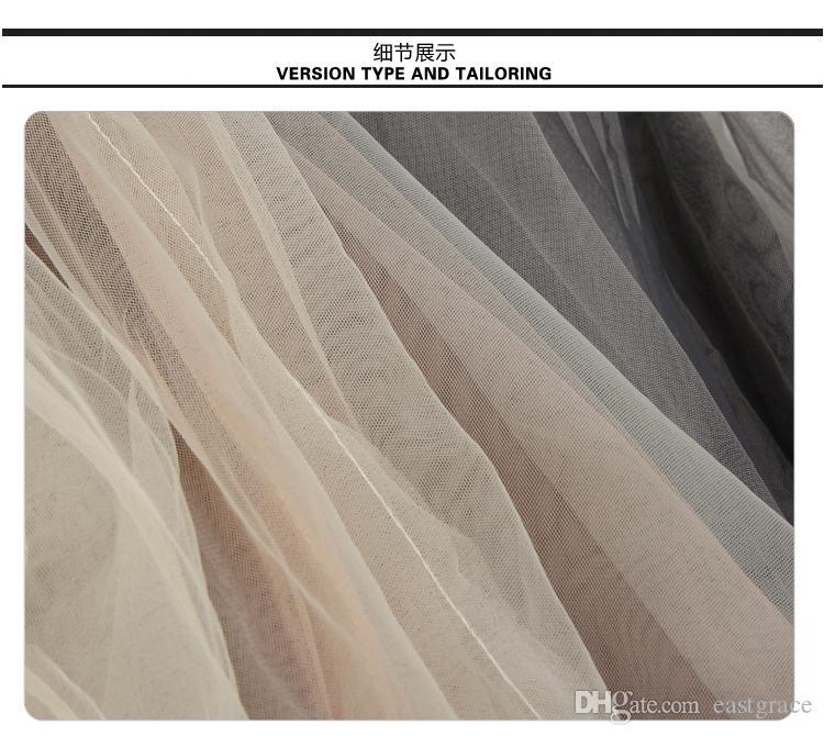 التنانير للنساء الأورجانزا النمط الأوروبي صيف جديد أزياء مهرج تنورة قصيرة المرأة مرير مرير البابونج التنانير توتو التنانير