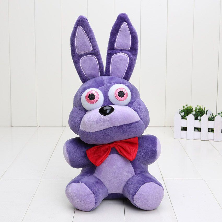 Five Nights At Freddy's 4 FNAF Freddy 25cm chica bonnie Bear foxy Plush teddy bear Toys Doll for kids baby christmas doll gift