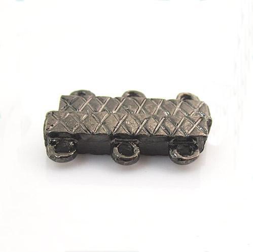 Beadsnice gros zinc alliage magnétique fermoir pour bracelets faisant bijoux bricolage accessoires aimant fermoir en gros ID 26613