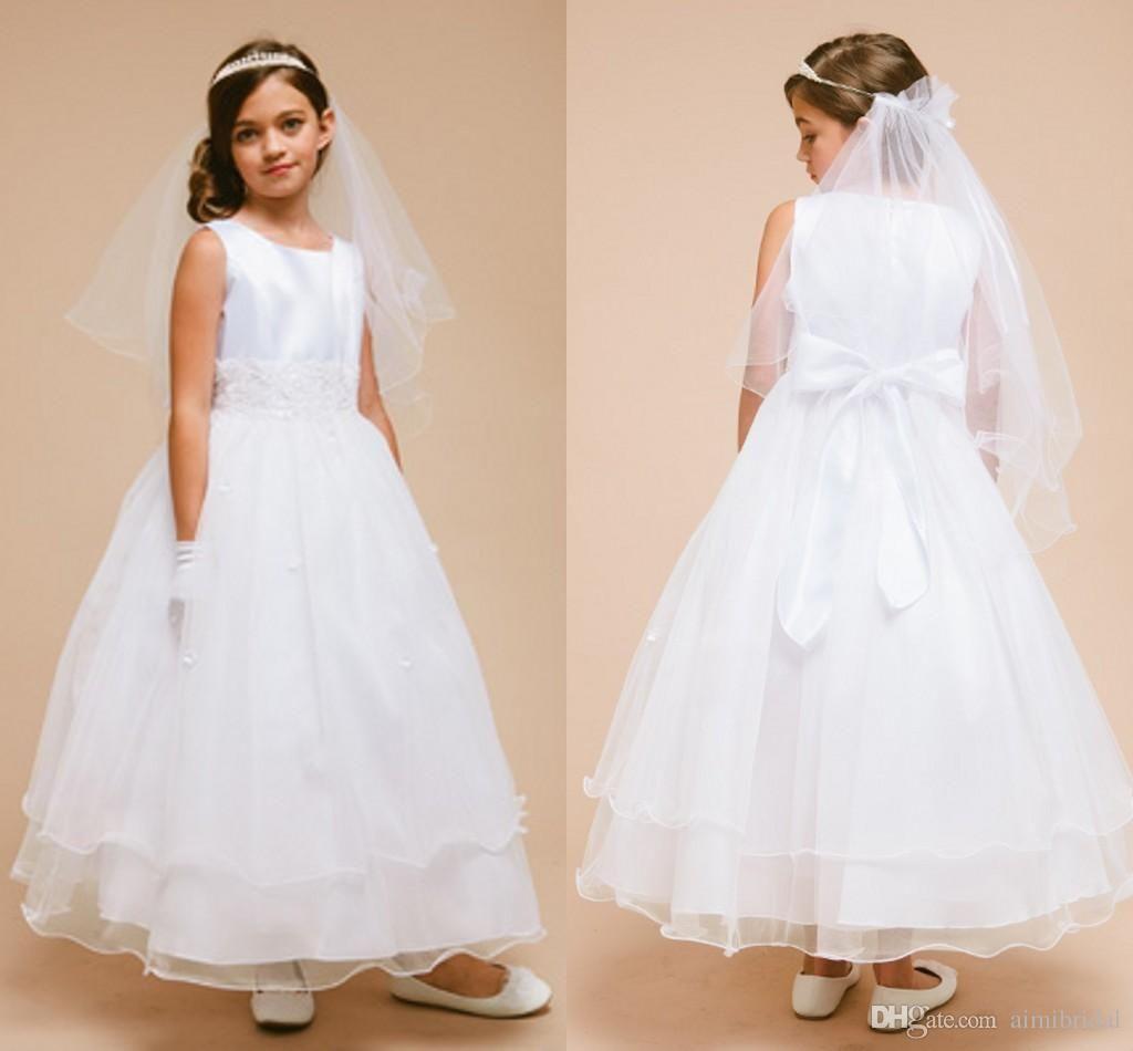2018 First Communion Dress