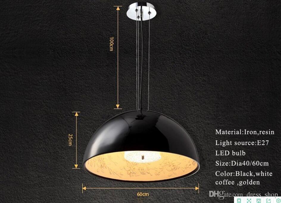 led e27 Nordic Resin SkyGarden Designer LED Lamp LED Light.Pendant Lights.Pendant Lamp.Pendant light For Dinning Room Foyer