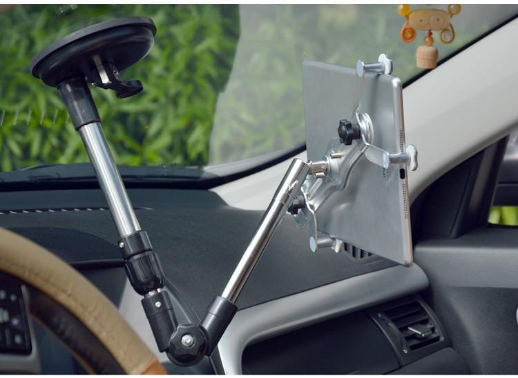 tablet universal car holder sucker car vent back seat headrest tablet holder in the car for 7. Black Bedroom Furniture Sets. Home Design Ideas